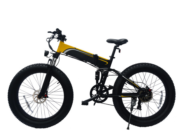 Wholesale 26'' 7 Speed Electric Gearshift Bicycle
