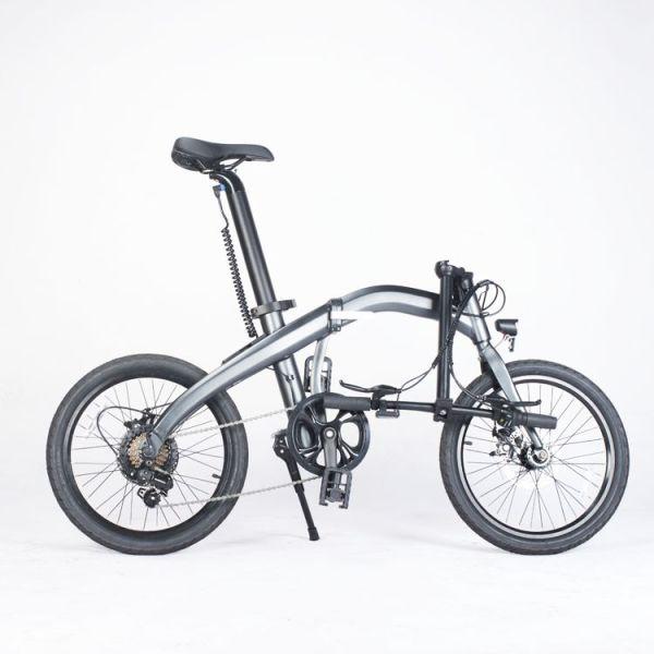 Wholesale 250W 20'' Folding Electric Fat Bike Supplier