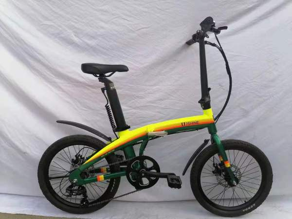 Prime 250W 20'' Electric Bicycle Supplier