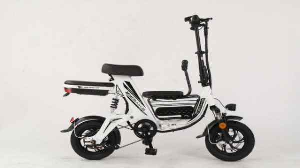 48V 500W 2 wheels Electric Motorcycle
