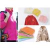 100% Polyester Polar Fleece Spun Fabric