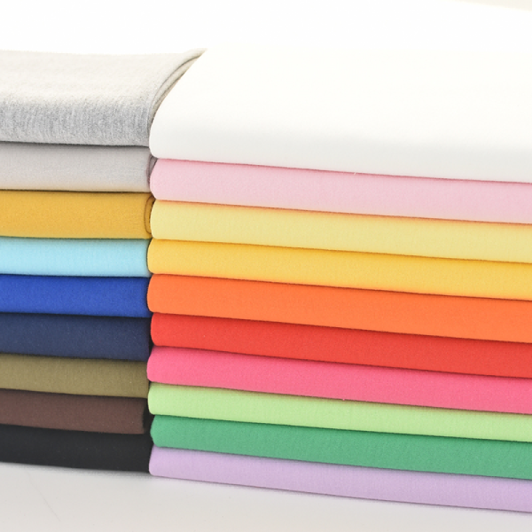 High quality customized single jersey fabric manufacturer and supplier