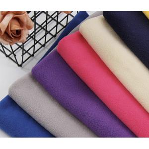 Double Sided Polar Fleece Anti-pilling Fabric