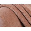 Wholesale super soft polyester sherpa fleece fabric by manufacturer textile