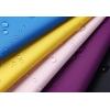 waterproof taffeta with PVC coating fabric