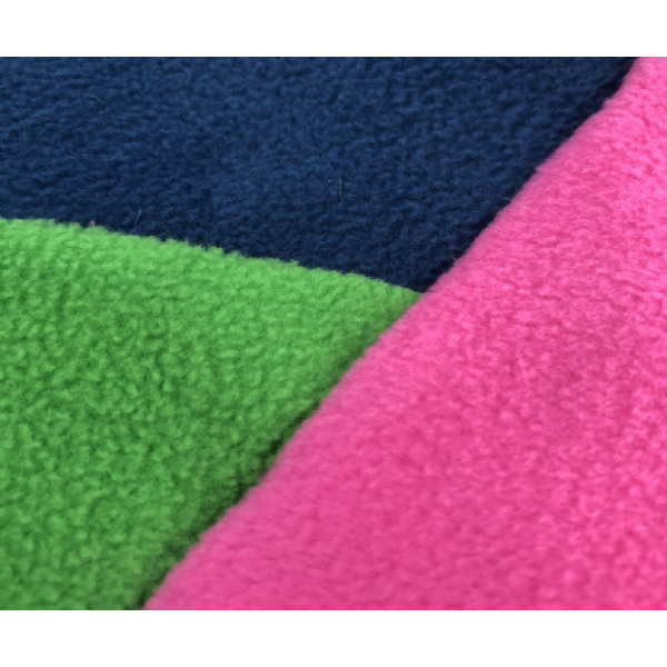 100% Polyester Micro Fleece Fabric For Hometextile