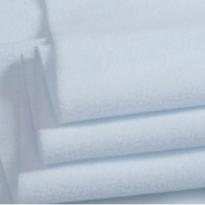 double sided polar fleece anti-pilling fabric for coat jacket