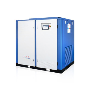 Oil Free Water Lubricated Screw Compressor for Pet Blow Moulding Machine