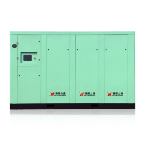 Dry Type 55kw to 355kw Outstanding Oil Free Screw Type Air Compressor