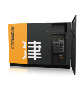 200kw Compresor De Aire Free Oil Screw Air Blower Oil-Free Low Pressure Screw Blower