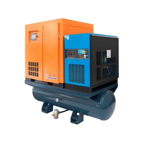 Combined Laser Cutting 15KW Air Compressor 16 Bars Compressor with Dryer