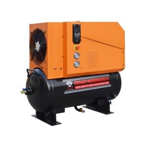 75KW Oil-Cooled Permanent Magnet Screw Air Compressor