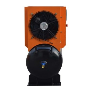 Screw Air Compressor 5.5kw/7.5HP Oil-Cooled PM Variable Frequency Compressor