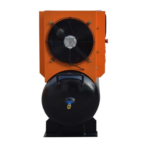 Oil Cooling Energy Saving 55KW Pm VSD Screw Air Compressor