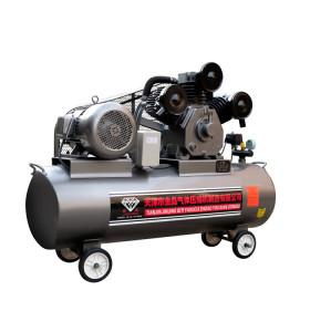 10 HP 500L Belt Driven Industrial Piston Air Compressor with Wheel
