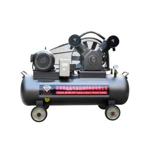 Compresor De Aire Free Oil Oil-Free Industrial Piston Air Compressor