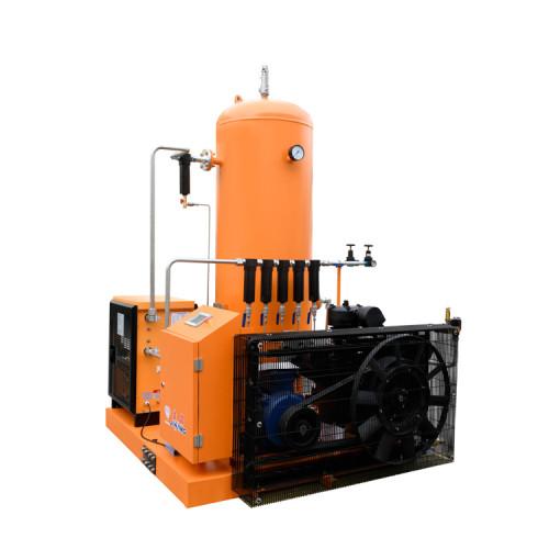 Combined 3MPa Piston Air Compressor Fiber Laser Cutting Compressor