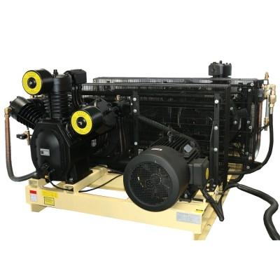 30 Bar Compresor De Aire 2500lmin Compressor 2 Stage Reciprocating Compressor