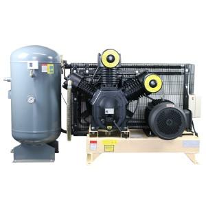 Middle Pressure Air Compressor 3.0MPa/30bars/435psi Pet Piston Air Compressor