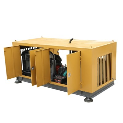 250 Bar High Pressure Air Compressor with Electric