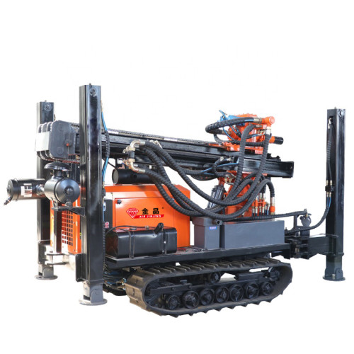 Rock Drill Track-type Anchor Drilling Rig for Foundation Pit Support