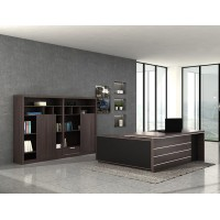WS-BSD183 50mm Thick Executive Desk
