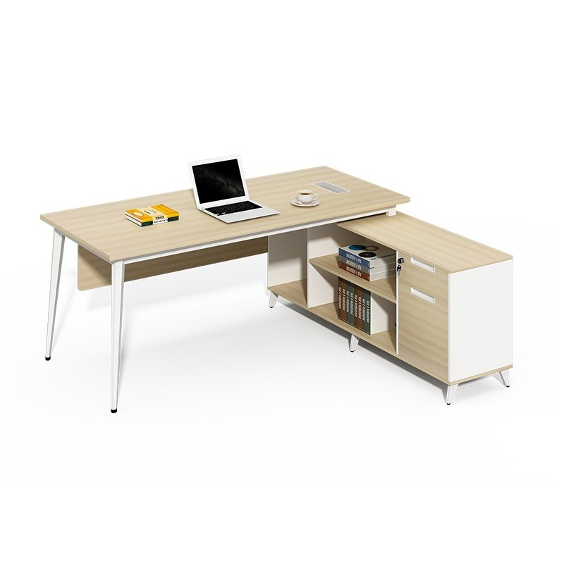 China office furniture factory wooden executive table design CF-BKE1600C