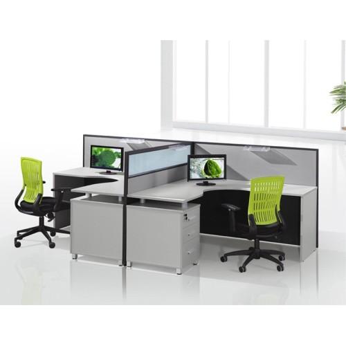 WS-W306 T shape office cubicles
