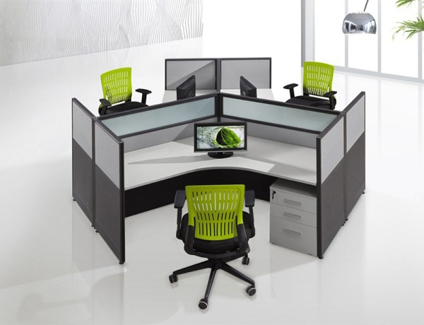 WS-W307 private office cubicles