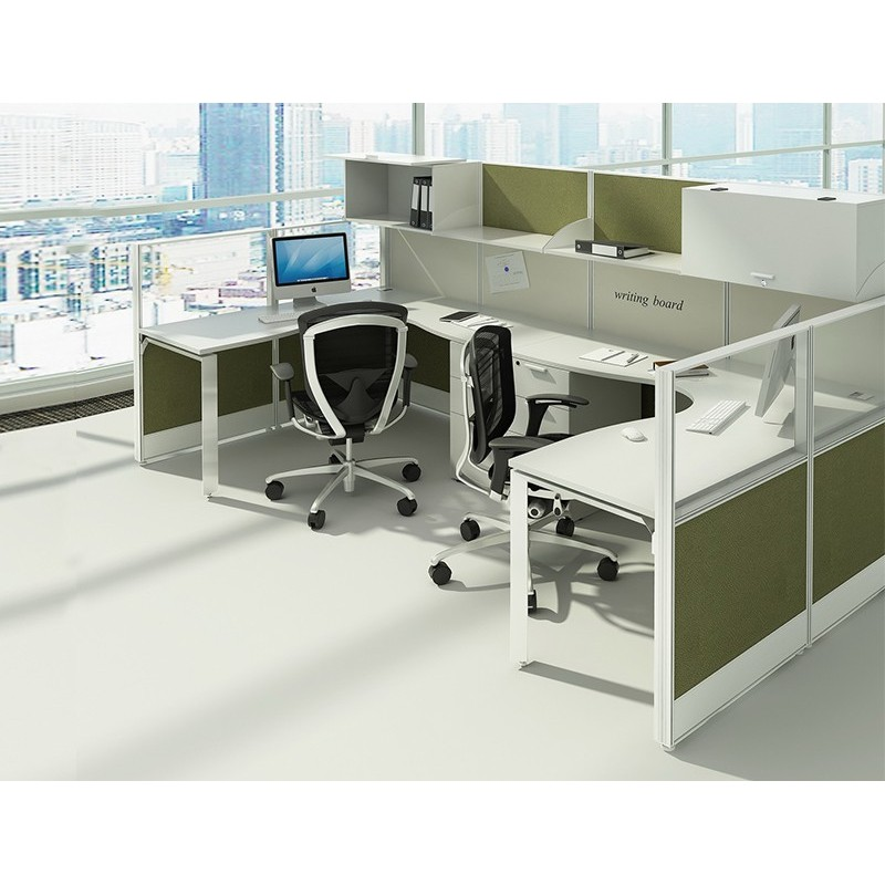 WS-T8WX4 High Partition Office Cabin
