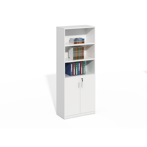 Wholesale Openshelf+2 swing doors file cabinet with shelves WS-LY0820B