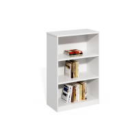 white wood Aluminum frame with glass door filing cabinet WS-LY0816