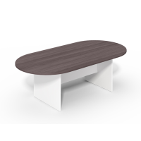 Good quality Modern design 16 person oval-shape meeting desk