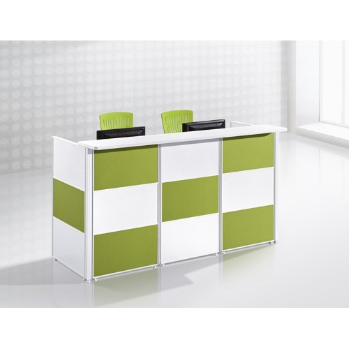 WS-R02 Simple Office Reception Desk