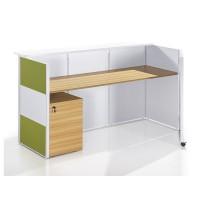 WS-R02B Reception Desk Partition