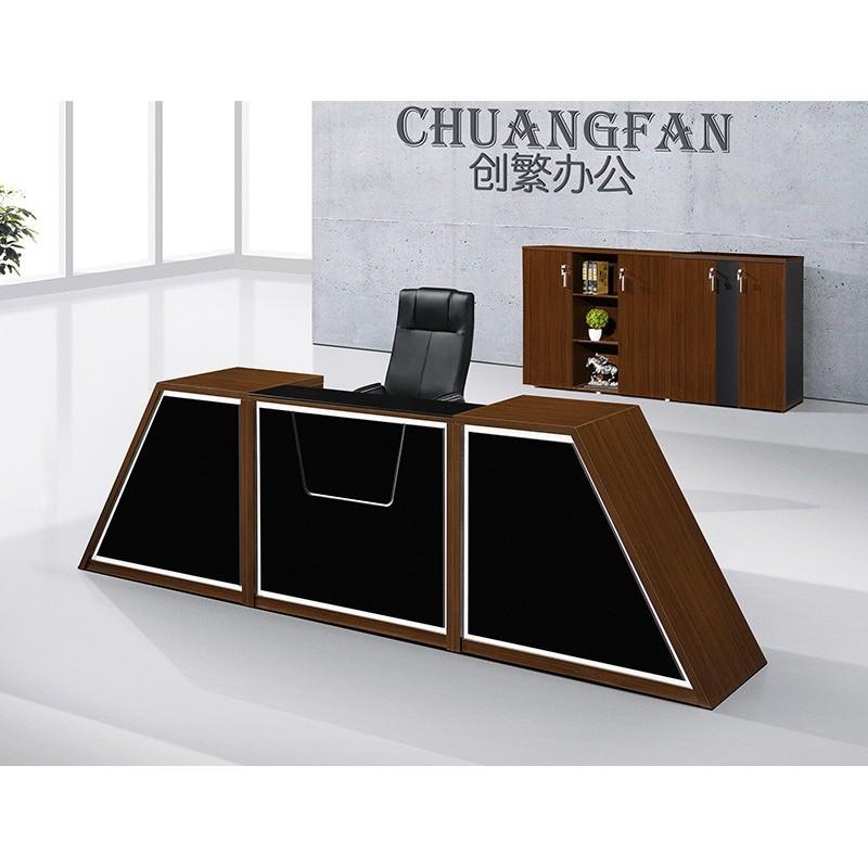 WS-RA101 Wood Reception table design