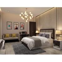 WS-AL12 Apartment Single Bed