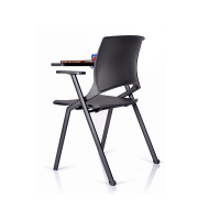 China Manufacturer Writing board black folding chairs online WS-ID06