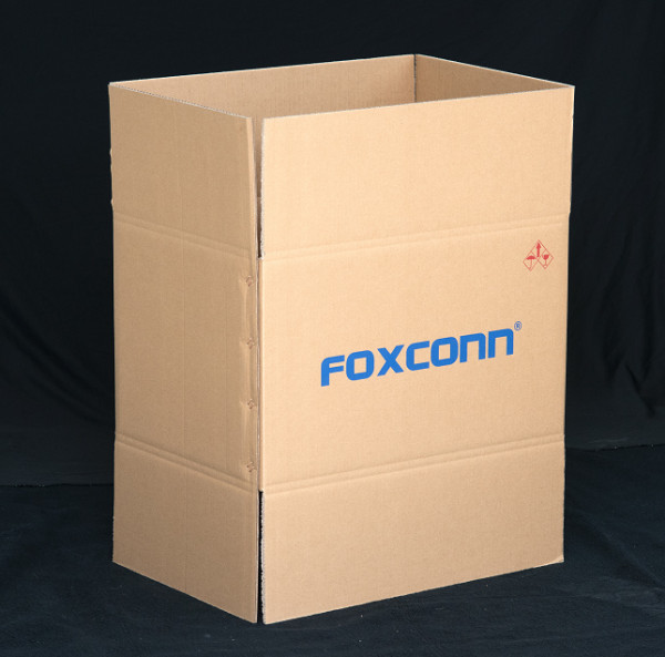 Packaging 5 Layers  Corrugated Shipping Boxes for Foxconn