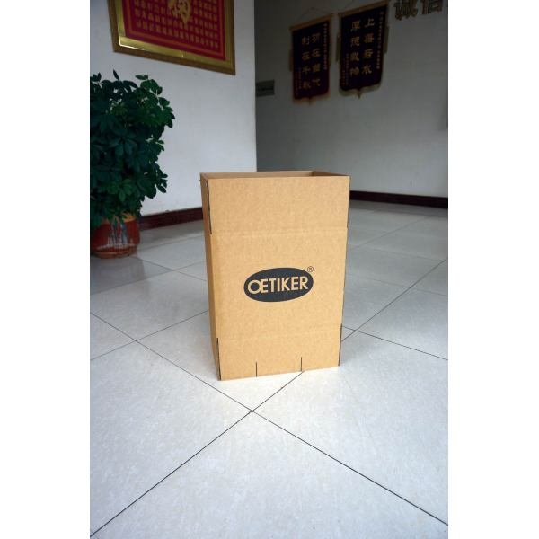 Kraft Paper Corrugated Packaging Box For Oetiker Supplier