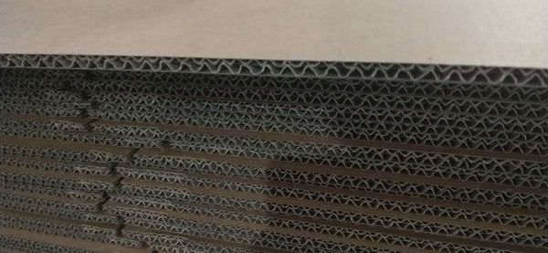 3 Layers Corrugated Cardboard for corrugated packaging box