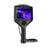 What is a UV videoscope?