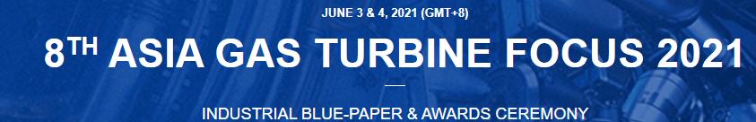 Asia gas turbine focus 2021