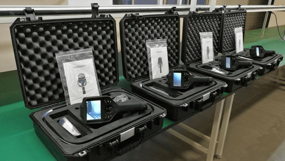 videoscope probe protection