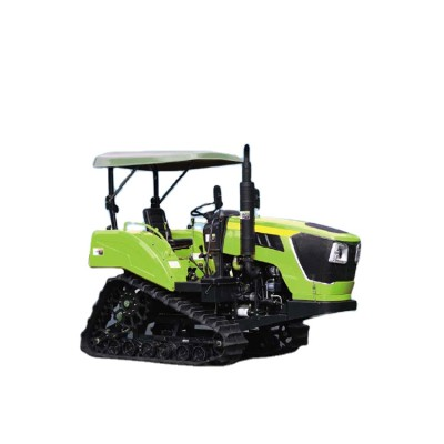 Landtop High Efficiency Farming Machinery Agriculture Product 90HP Four-stroke Type Farm Tractor trucks