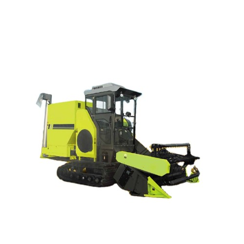 Landtop High Intelligence and Adaptability Rice Combine Harvester Machinery