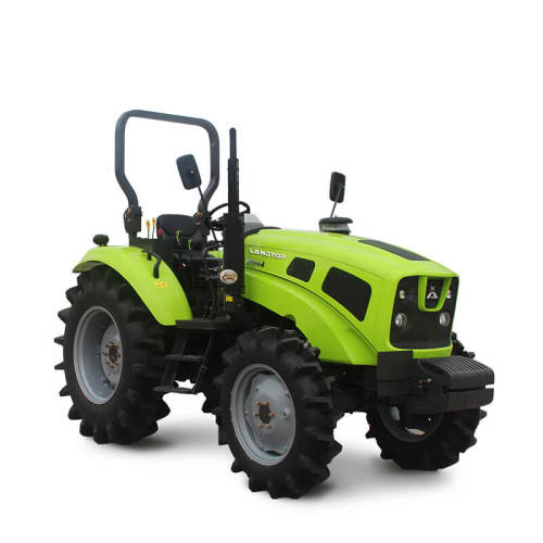 Landtop High Efficiency Good Performance 80HP Agricultural Farm 4 wheel tractor