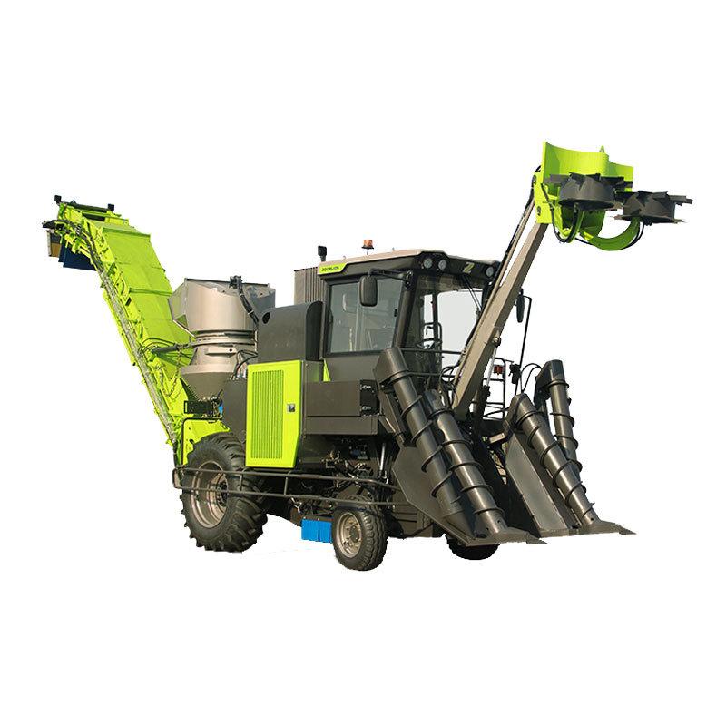 WHEELED-TYPE CHOPPED SUGARCANE Combine Harvester
