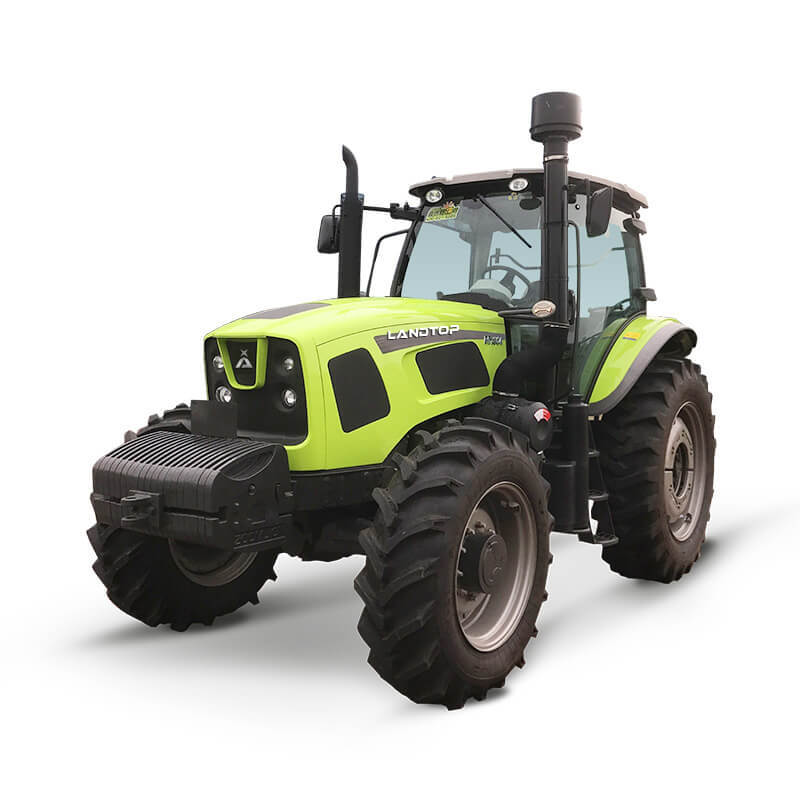 Landtop High Efficiency 90-110HP Agricultural Farm 4 wheel drive tractor for supply