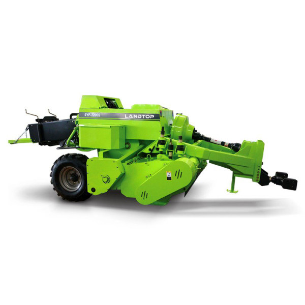 Landtop High Reliable 2021 New Arrival Adjusting high quality hay baler machine for sale